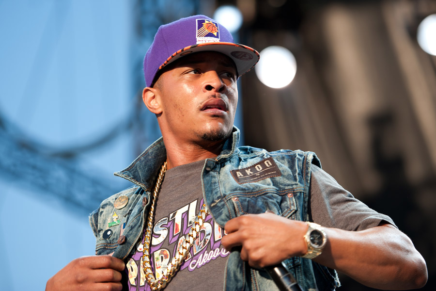 T.I. at Music Midtown