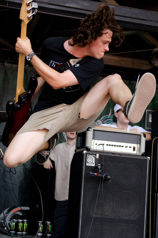 Title Fight at Vans Warped Tour