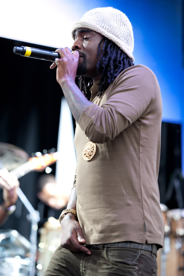 Wale at CounterPoint Festival