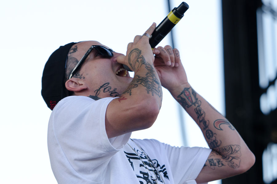 Yelawolf at BamaJam Music Festival