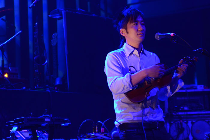 Kishi Bashi at Georgia Theatre