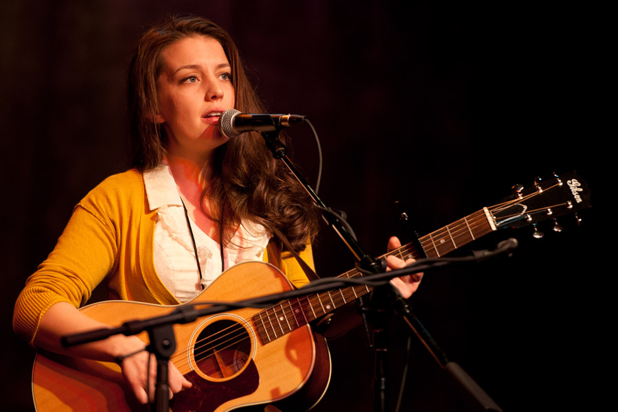 Amy Andrews at Open Mic Shootout
