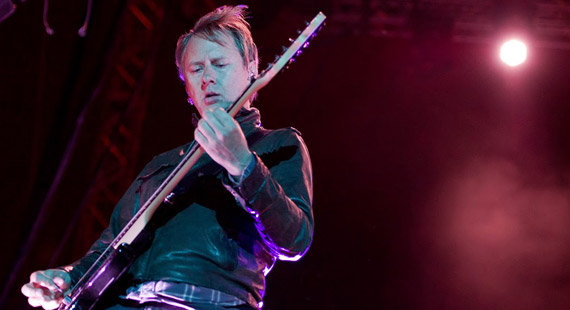 Jerry Cantrell of Alice in Chains at Carolina Rebellion 2013