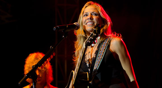 Sheryl Crow at BamaJam