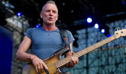 Sting at Final Four JamFest