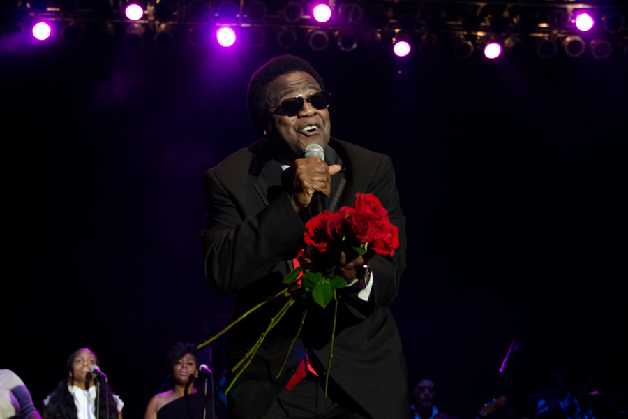 Al Green at Beale Street Festival