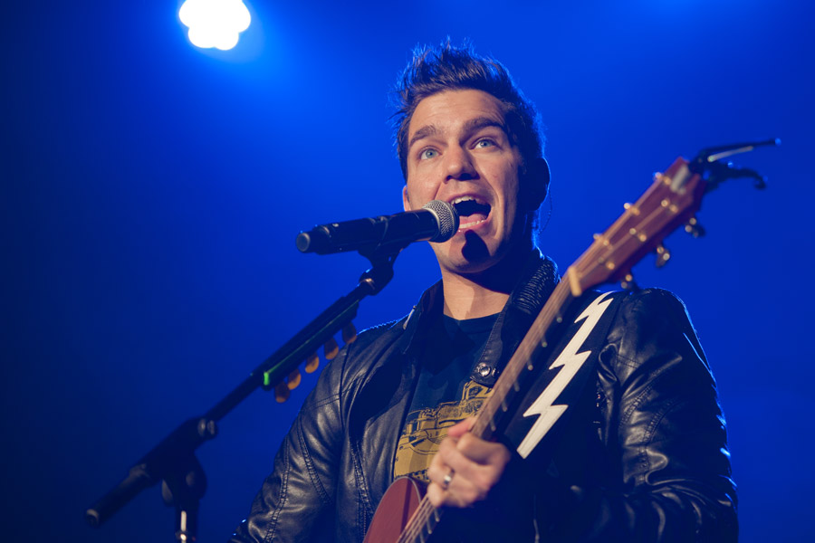 Andy Grammer at Gwinnett Arena