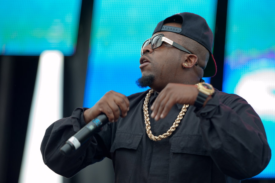 Big Boi at CounterPoint Festival