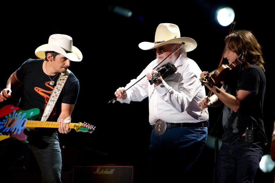 Brad Paisley at CMA Festival