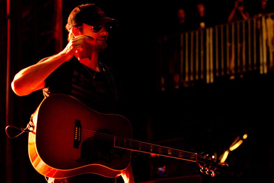 Eric Church at BamaJam Music Festival