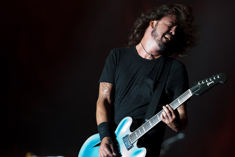 Foo Fighters at Music Midtown