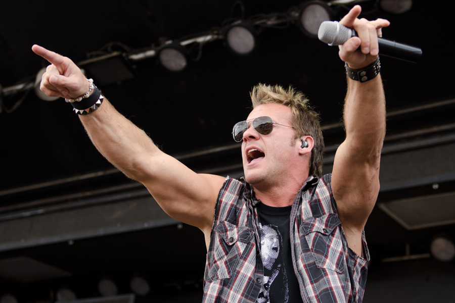Fozzy at Uproar Festival