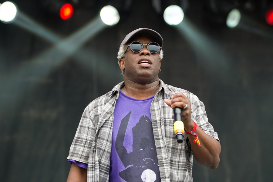 Galactic at Hangout Music Fest