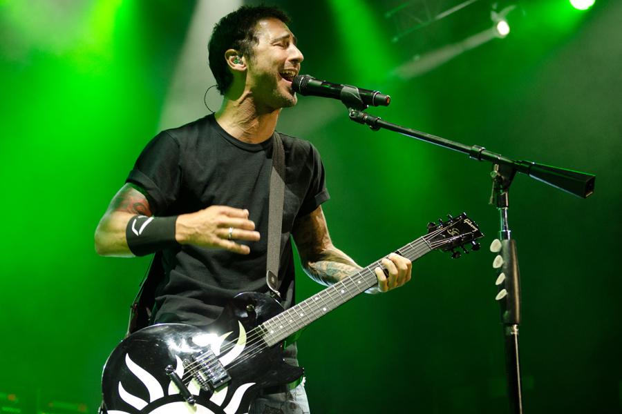 Godsmack at Uproar Festival