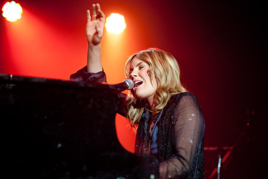 Grace Potter at Star 94 Jingle Jam
