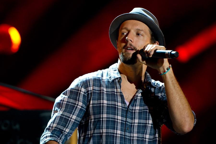 Hunter Hayes at CMA Festival