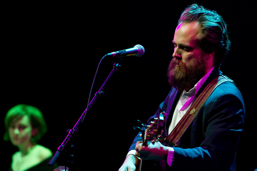 Iron and Wine at SXSW Festival
