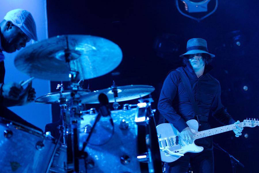 Jack White at Firefly Music Festival