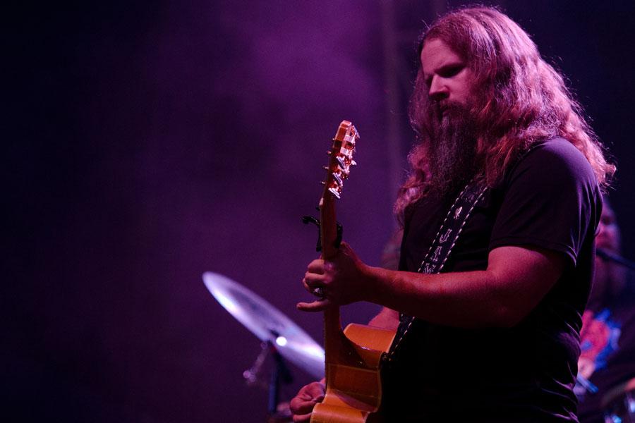 Jamey Johnson at BamaJam Music Festival