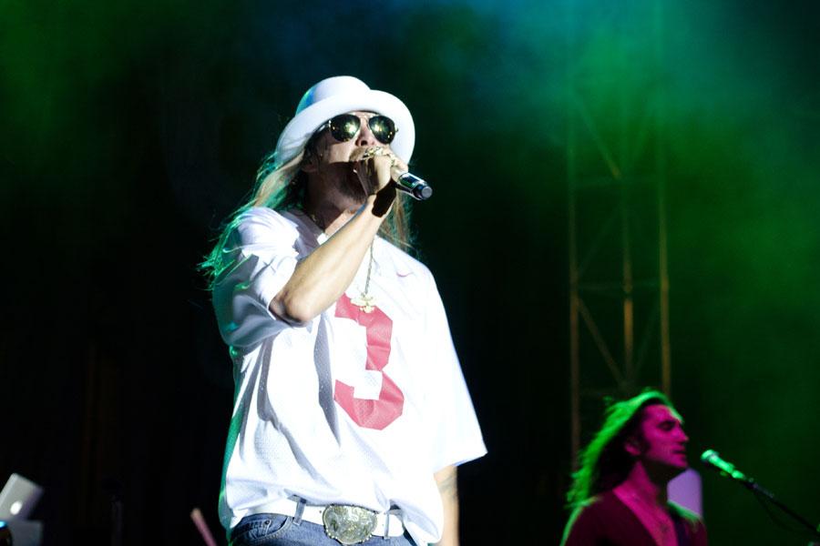 Kid Rock at BamaJam Music Festival