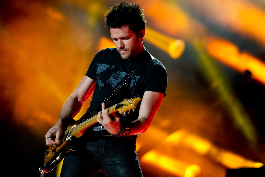 Luke Bryan at CMA Festival
