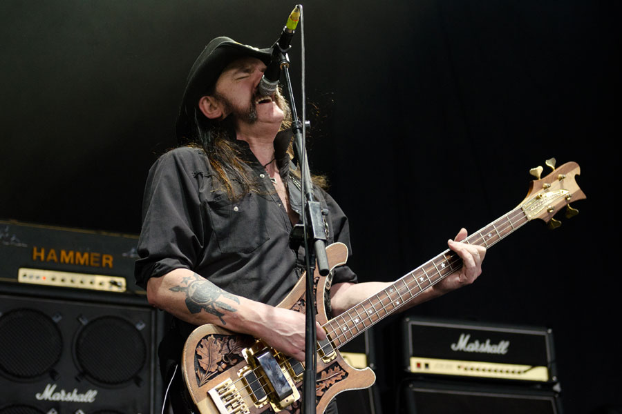 Motorhead at Mayhem Festival