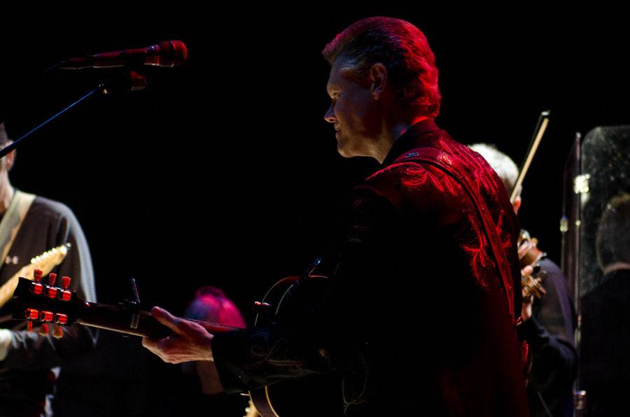Randy Travis at Toadlick Music Festival