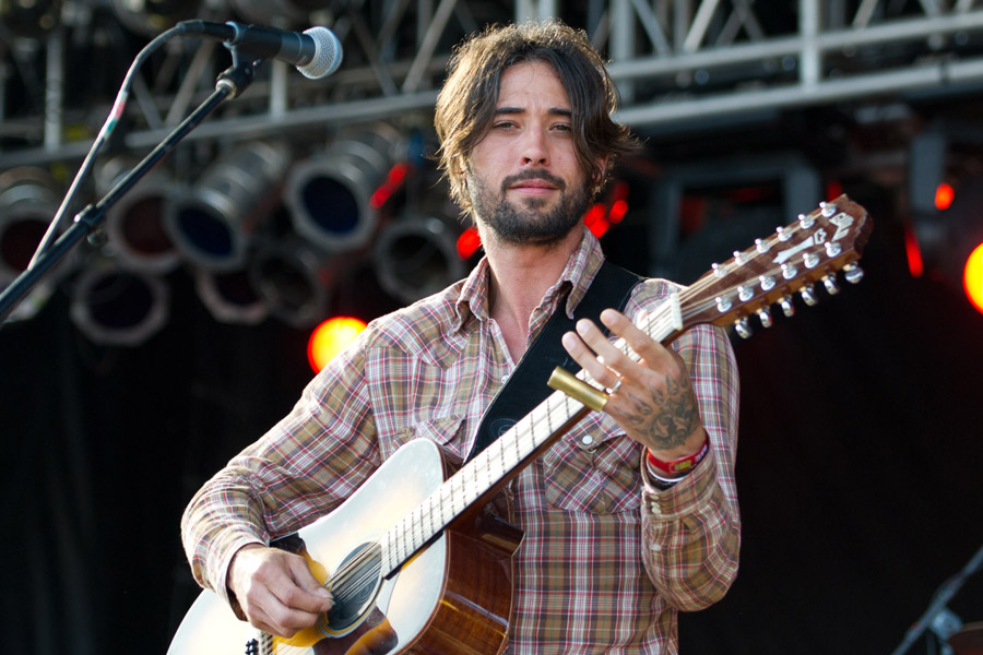 Ryan Bingham at Hangout Festival
