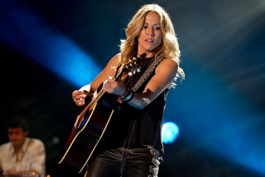 Sheryl Crow at CMA Festival