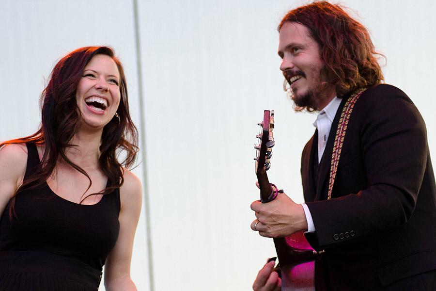 The Civil Wars at Beale Street Music Festival
