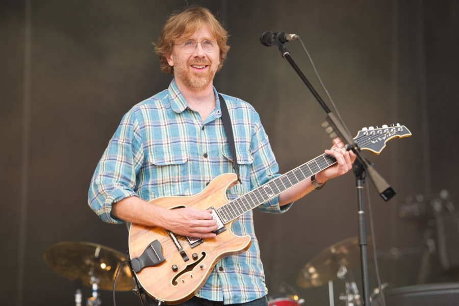 Trey Anastasio Band at Hangout Festival