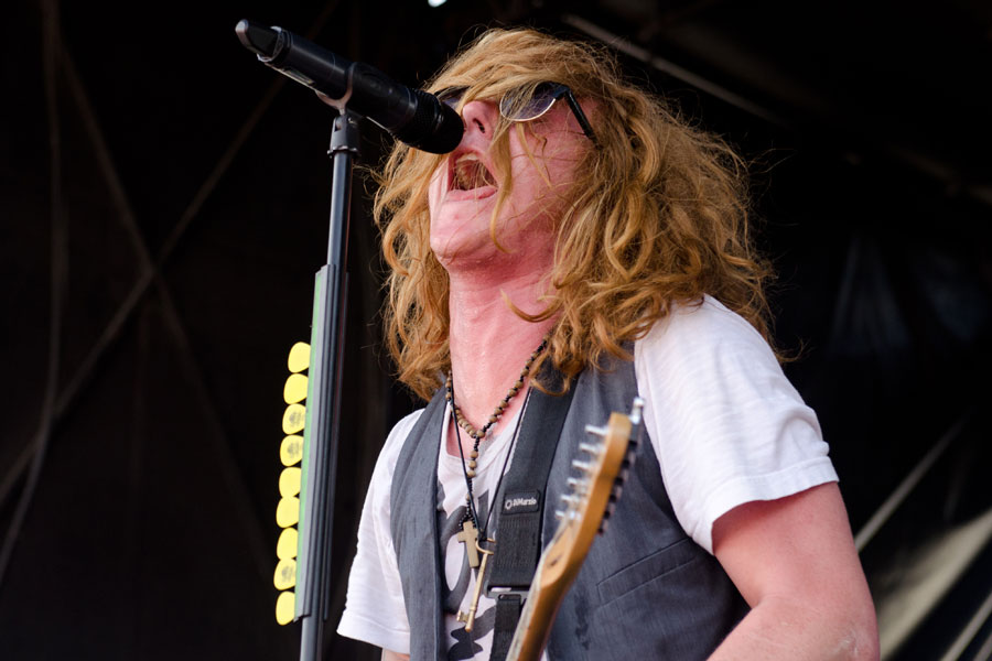 We the Kings at Vans Warped Tour