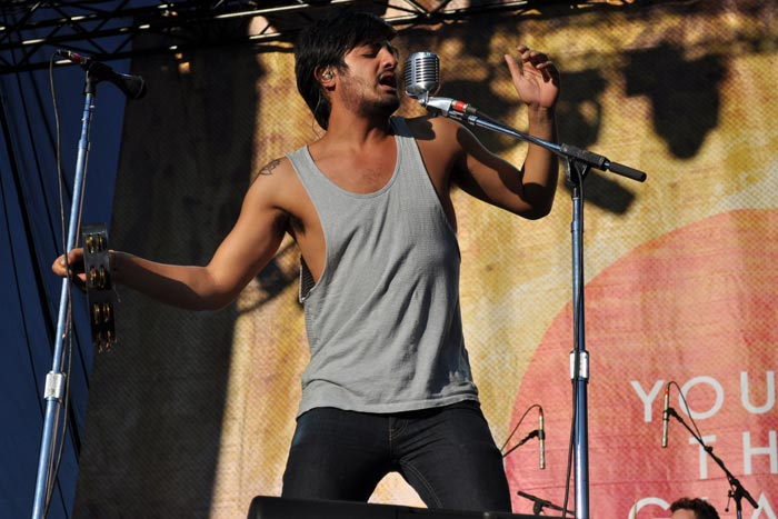 Young the Giant at Music Midtown
