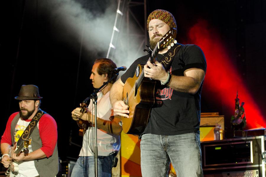 Zac Brown Band at BamaJam Festival