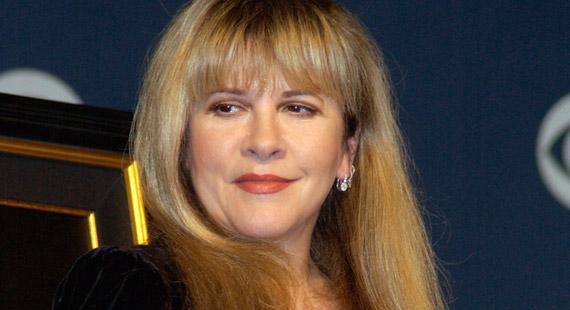 Stevie Nicks of Fleetwood Mac