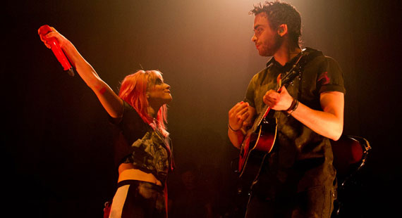 Paramore at the Tabernacle