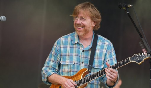 Phish at Hangout Fest