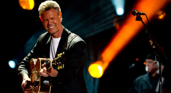 Randy Travis at CMA Festival