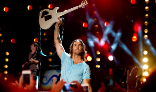 Jake Owen at CMA Festival