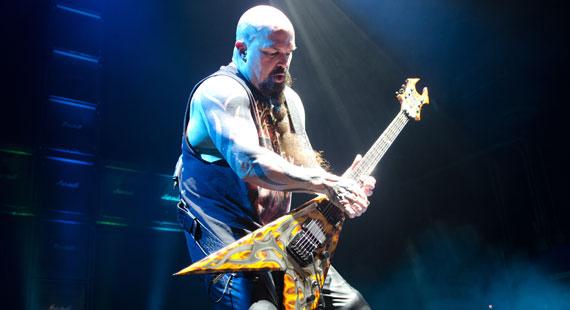 Slayer at Mayhem Festival