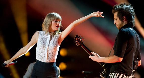 Taylor Swift at CMA Festival