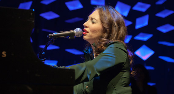 Regina Spektor at The Tabernacle in Atlanta